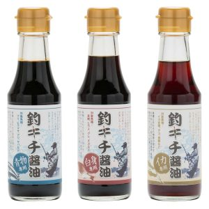 釣りキチ醤油 セット 紅梅しょうゆ 島根県雲南市三刀屋町